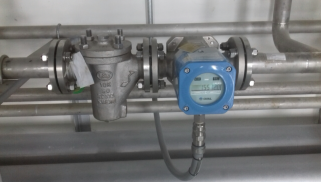 PD meter for Pekn Resin factory